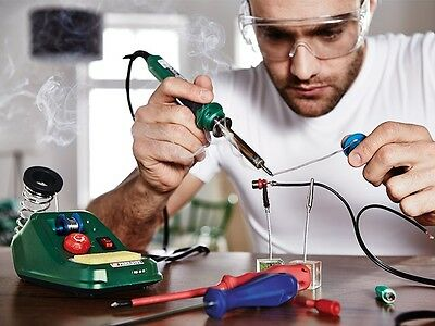 PARKSIDE Compact Soldering Iron Station - 48W -  Temp. Controlled  (100 -500 °C)
