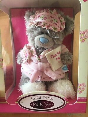Boxed Me To You Tatty Teddy Time For Me - Special Edition.