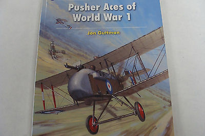 pusher aces of ww 1