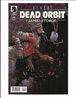 ALIENS: DEAD ORBIT # 2 (Dark Horse Comics, MAY 2017), NM NEW