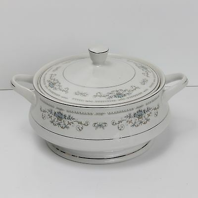 Wade Diane Fine Porcelain China of Japan Casserole Dish w/ Cover