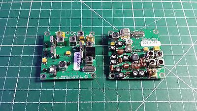 Military RF signal Concentrator  Receiver / Transmitter boards .