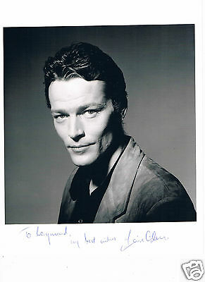 Iain Glen British actor Game of thrones  Hand Signed Photograph 10 x 8