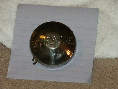 Vintage Advertising SIEBERT Buggy Metal Wheel Cap