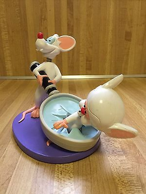 Pinky and the Brain Vinyl Bobblehead 1998 WB Store Exclusive