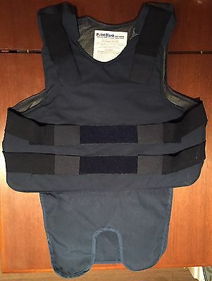 'Point Blank' Bullet Resistant Body Armour Vest
