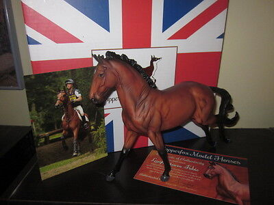 New Copperfox Fabio Superman Irish Sports Horse ISH Limited Edition Bay
