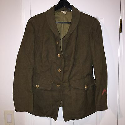 Unique WW1 Period Customized USMC Army Tunic