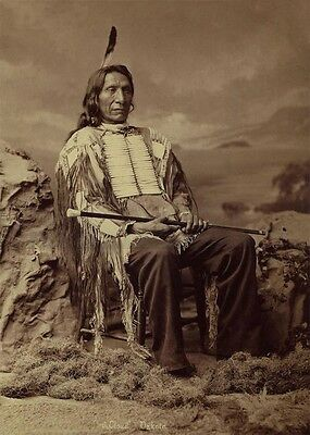 RED CLOUD 13x19 PHOTO Print