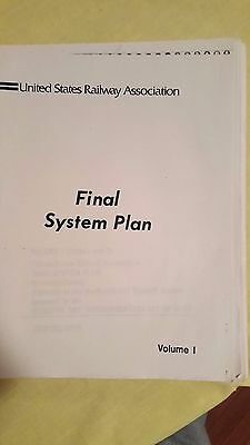 Amtrak document collection conveyance process final system restructuring plan