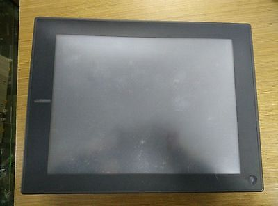1pcs Used Mitsubishi touch screen GT1585-STBD