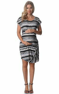 BNWT Cute Summer Maternity Dress - Sizes 8,10,12 & 14