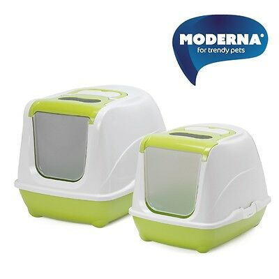 Moderna Cat Kitty Litter Box with Air Filter Made in Belgium Free Shipping