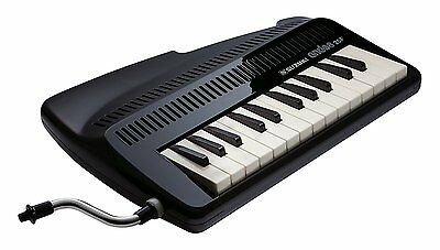 suzuki keyboard recorder Andes 25F glossy black melodion harmonica