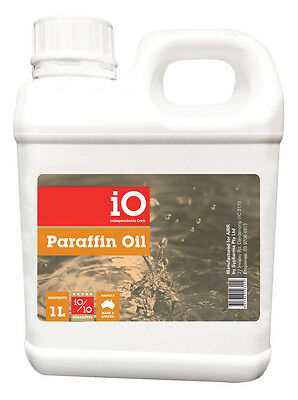 iO Paraffin Oil Horse Equine Digestive & Colic Health Supplement  1 - 5 Litres