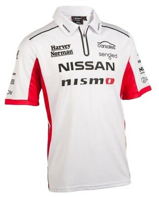 Nissan Motorsports Mens Racing Polo - Large (Ns150-L)