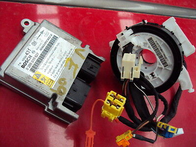 Holden Ve Ss Air Bag Clock Spring And Module Bosh 431 Pair