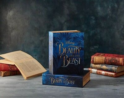 Brand New **Limited Edition** Disney's Beauty And The Beast Box. Storage Box