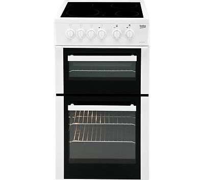 BEKO BDC5422AW Electric Ceramic Cooker White