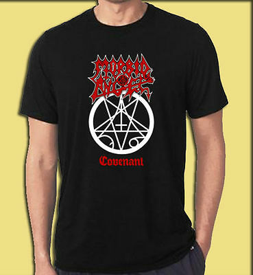 New Rare morbid angel band rock logo Tour Dates T-Shirt Tees Size S-5XL