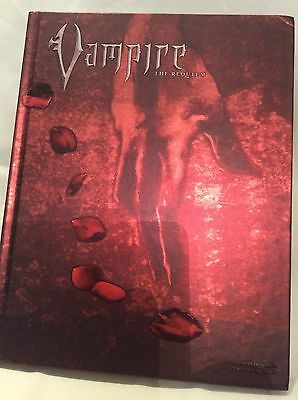 VAMPIRE The Requiem - World of Darkness WOD- Role Playing RPG 2004