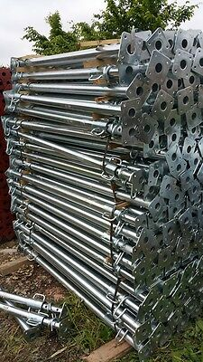 1x NEW GALVANISED  ACROW PROPS SIZE 1  ,ACRO JACK, PROP, COLLECTION LONDON 24/7