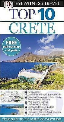 DK Eyewitness Top 10 Travel Guide: Crete, Gauldie, Robin, New Book