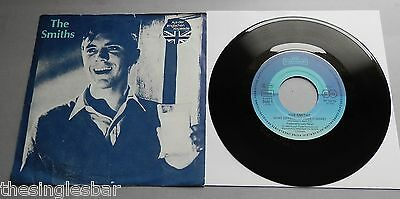 "The Smiths - What Difference Does It Make? German 1984 Intercord 7"" P/S"