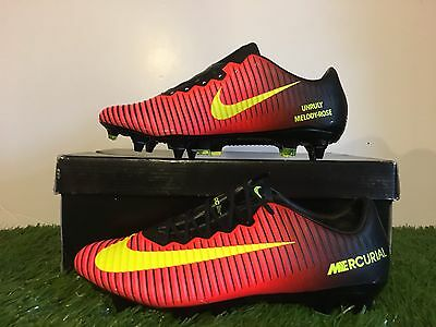 Raheem Sterling Nike Mercurial Vapor Player Issued Football Boots Not Match Worn
