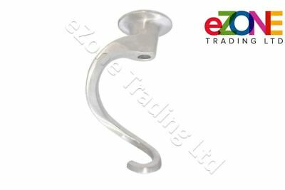 BUFFALO Genuine Spiral Dough Hook Replacement for GL190 Planetary Mixer 10Liter