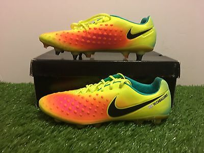 Willy Caballero Nike Magista Opus SG Pro Football Boots Player Issued Match Worn
