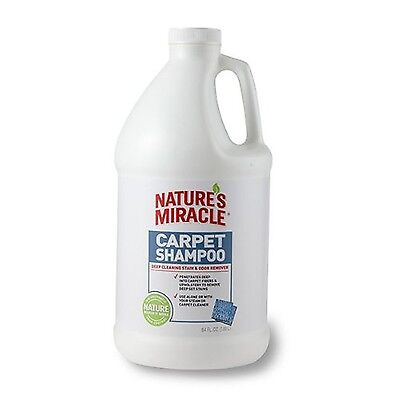 Nature's Miracle Carpet Shampoo Deep Cleaning Stain & Odor Remover