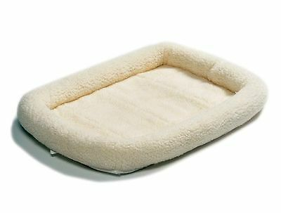 Midwest Quiet Time Pet Bed 48-Inch x 30-Inch Fleece