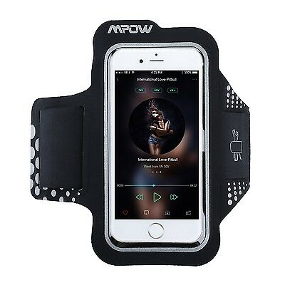 iPhone 6/6S ArmbandMpow Sweatproof Running Waterproof Armband Case for iPhone...