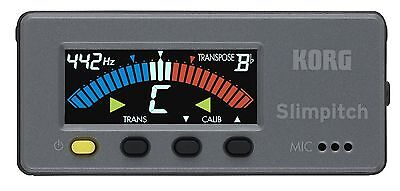Korg SLM-1CM Slimpitch Compact Chromatic Orchestral Tuner