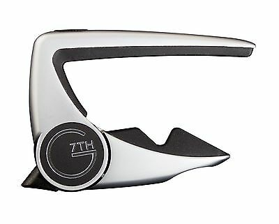 G7th Performance Capo (Six String Silver)