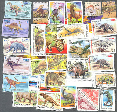 Prehistoric Wildlife  100 all different collection