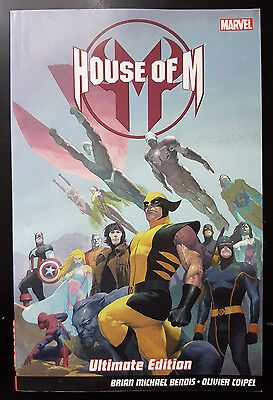 House Of M: Ultimate Edition - Marvel Comics