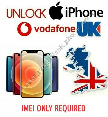 Unlock Vodafone Code Ultra 7 mini 7 Turbo 7 VFD-300 VFD-500 VFD-700 Unlocking