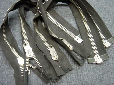 43 Pat WW2 RAF Flying Escape Boot Lightning Zip Zipper Replacement WWII Irving