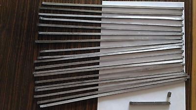 Rhenium metal bars 100 g, 99.985% purity, US$ 2.65 per 1 g
