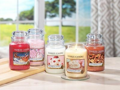 Yankee Candle 22oz Large Jar Up To 35% Off RRP