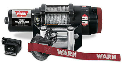 WARN 90250 ProVantage 2500 ATV & Side x Side Winch