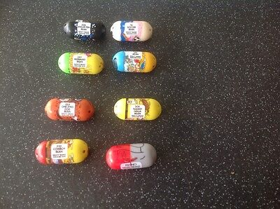 Mighty Beanz 8 assorted