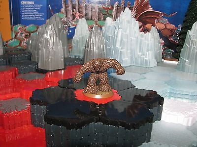 Earth Elemental Wave 11 D1 Champions of the Forgotten Realms Heroscape fury
