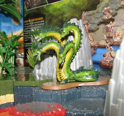New Fen Hydra Wave 11 D1 Champions of the Forgotten Realms Heroscape D&D mini