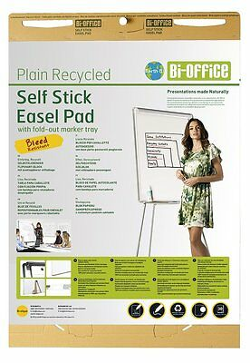 Bi-Office Earth-It Self Stick Easel Pad (762 x 635mm) 2 Pk.