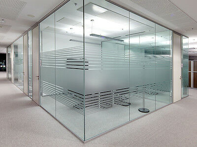 glass panel office partitions