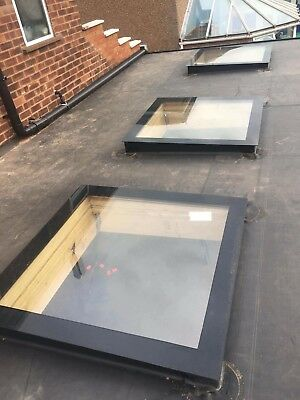 roof window, rooflight, roof window, double glazed 1000mm by 1000mm - Any size