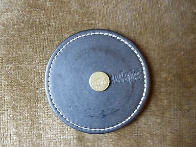 "George III Brass  Guinea Coin Weight ""  1775"""